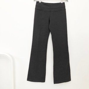 Lululemon Groove Flare Pants in Chocolate Brown